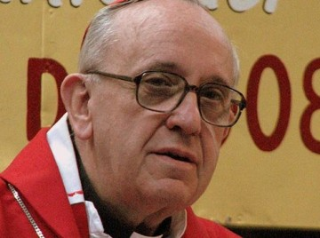 Photograph of Pope Francis I