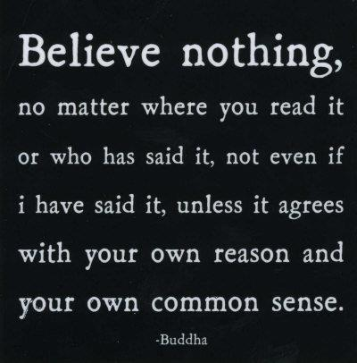 Saying of the Buddha