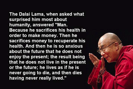 statement by the Dalai Lama