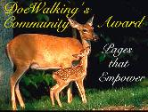 'Dow Walking' Award