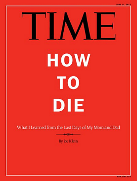 Cover of Time Magazine, 2012-JUN-11