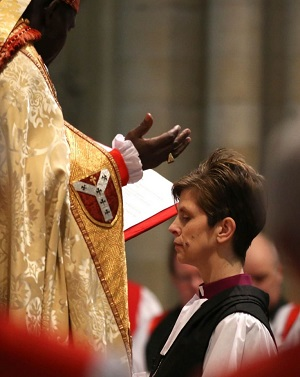 Consecration of Rev. Libby Lane
