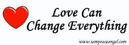Love bumper sticker image