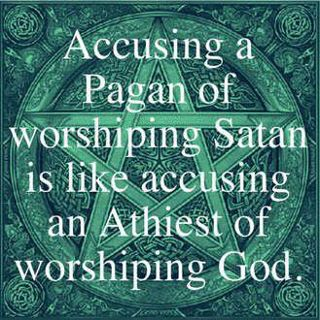 Message about misunderstanding Paganism