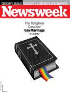 Cover of Newsweek magazine