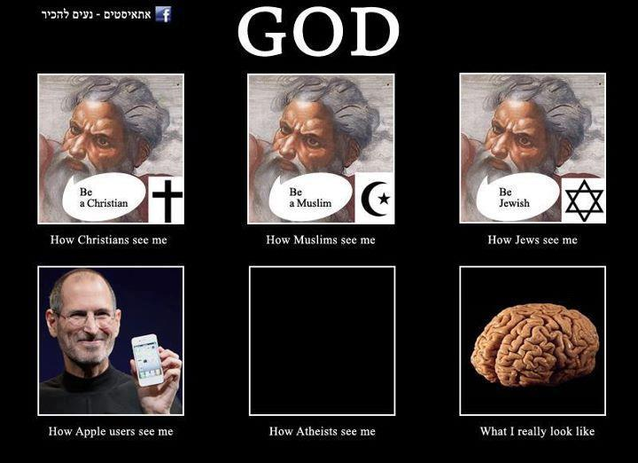 Alternate views of God
