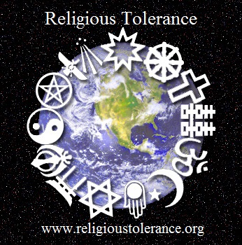 Religious tolerance web site logo