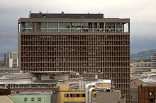 Picture of government offices in Oslo