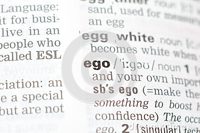 language ego definition