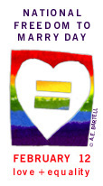 same-sex marriage symbol