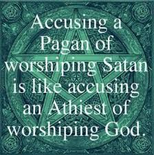 Pagan saying