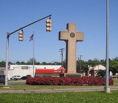 Peace Cross, MD